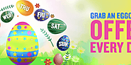 Play at Don't miss out on these Eggs-traordinary offers at Kingdom Ace Casino