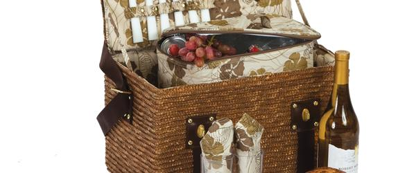 Headline for Best Insulated Picnic Basket Reviews 2014