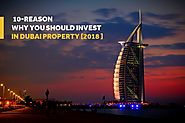 5 reasons why you should invest in Dubai property
