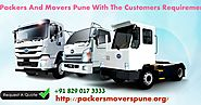 Packers and Movers Pune: Moving Isn't Tied In With Moving Elements However Rather Is Essentially More