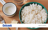Cook Rice Perfectly and Quickly In Your Commercial Microwave Oven