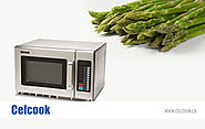 How to Cook Vegetables in Your Commercial Microwave