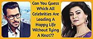 Hottest Bollywood Celebrities who never married are happily living single