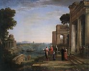 Life and Paintings of Claude Lorrain (1600 - 1682)