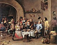 Life and Paintings of David Teniers the Younger (1610 - 1690)