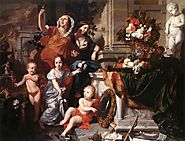 Life and Paintings of Gérard de Lairesse (1640 - 1711)