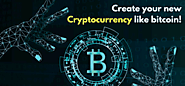 How to create a new cryptocurrency with developcoins?