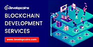 Blockchain Development Services Company | Developcoins