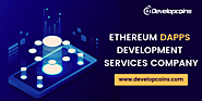 Ethereum DApps Development Company | Hire DApps Developer | Developcoins
