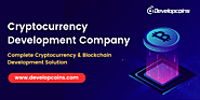 Cryptocurrency Development Company | Hire Crypto Developer