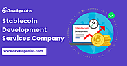 Stablecoin Development Services Company India