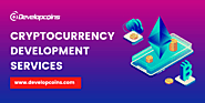 Cryptocurrency Development Services | Hire Cryptocurrency Developer | Developcoins