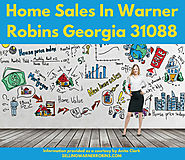 Home Sales in Warner Robins Georgia 31088 for April 2018