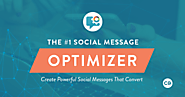 Write Better Social Messages with the Social Media Message Optimizer From CoSchedule - @CoSchedule