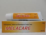 Solve your all skin problems with Melacare Cream.