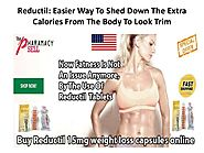 Reductil easier way to shed down the extra calories from the body to look trim