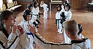 Martial Arts Training For Kids in UK