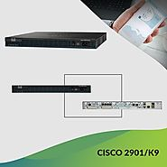 Optimize Branch Office Connectivity with the Cisco 2901 K9 Series