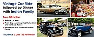 Vintage Car Tours Packages