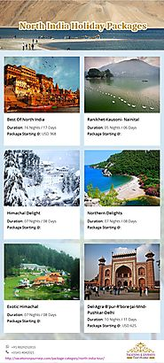 North India Holiday Packages