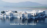 Weekend Tour Packages in Udaipur