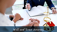 Choosing between a trust and will