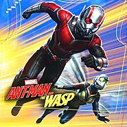 Regarder Ant-Man and the Wasp 2018 Sokrostream film