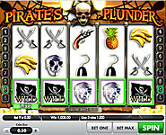 Pirate's Plunder mobile slots – Win 10,000x coin size Jackpot. Ahrr!