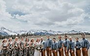 Destination Wedding in Colorado | Chipeta Solar Springs Resort