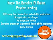 What Are Same Day Payday Loans?
