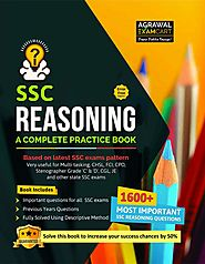 Buy SSC Exam Reasoning Chapterwise Book Online – Examcart