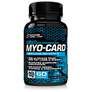 Keebo Sports Supplements MYOCARD best strong CARDARINE Stack GW 501516 Ultimate PPAR for fat loss and Energy Increase...