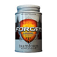 Lose weight keep muscle Transform Forged - Burner V2