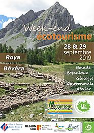 Week-end Ecotourisme Mercantour 2019 Bévéra / Roya