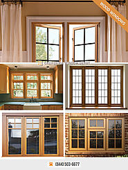 Wood Windows Installations in Los Angeles