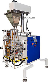 Mentpack Packaging Machines offers Artistick+ Auger Powder Filling Machine