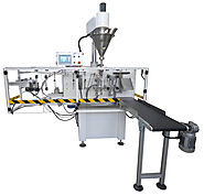 Mentpack Packaging Machines offers Horizontal Sachet Auger Filler Machine