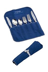 Hagerty 19100 6-Piece Place Setting Roll