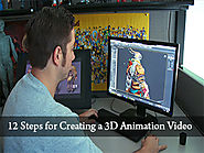 12 Steps for Creating a 3D Animation Video | Animation Courses
