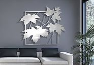 Stainless Steel Wall Arts