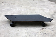 Rich Black Skateboard