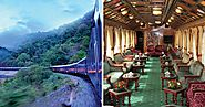 Top 5 luxury train tours to enjoy in India.