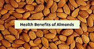 10 health benefits of Almond from weight loss to nutritious life - MetroSaga