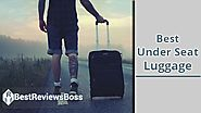 5 Best Under Seat Luggage | Underseat Luggage For Easy Traveling-2018