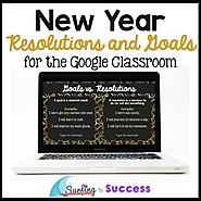 New Years 2018 Resolutions and Goals for the Google Classroom | TpT