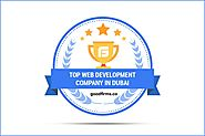 VOCSO Starred Among the Top Web Development Companies in Dubai at GoodFirms