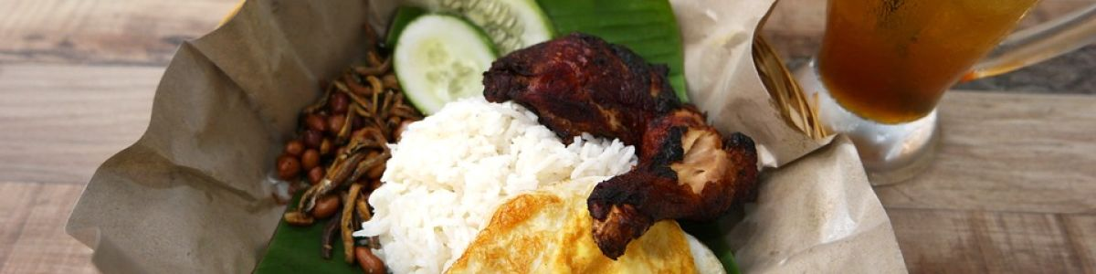 Headline for The Best Places to Eat Nasi Lemak in Kuala Lumpur – A Delicious National Dish