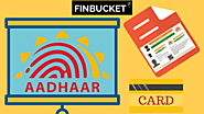 Aadhaar card: overview | Finbucket - Loans and Investments