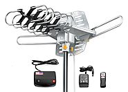 Top 10 Best Outdoor TV Antenna Reviews 2018 (April. 2018)
