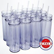 Top 10 Best Clear Plastic Cups in 2018 Reviews (April. 2018)